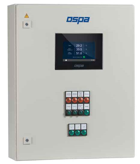 Шкаф OSPA BlueControl